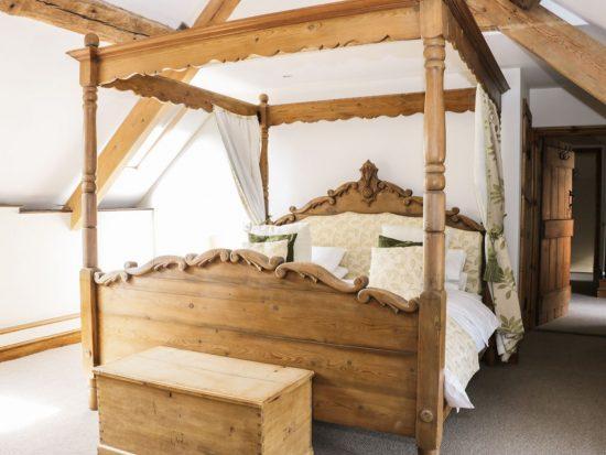 Bedroom at Westhope